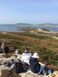 Akademie Leonardo_Malreise_Scilly Islands_Tresco_1